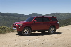 Toyota Trd Offroad 2017 Toyota 4runner Gains Trd Road Trd Road
