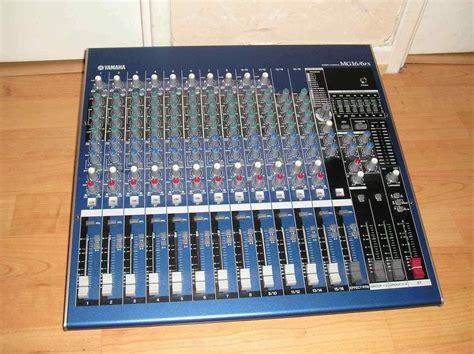 Mixer Yamaha Mg 16 Fx yamaha mg16 6fx image 35295 audiofanzine