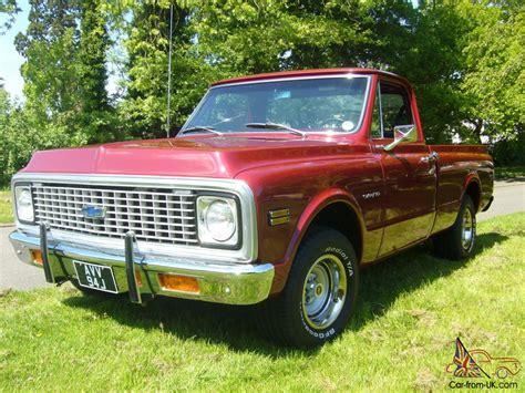 short bed trucks chevrolet c10 short bed pickup truck 1971