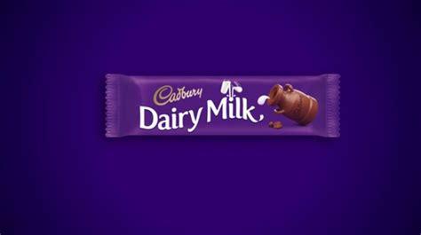 cadbury alters iconic chocolate wrapper typography