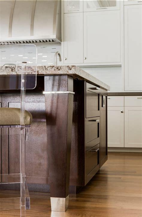 contemporary kitchen island legs modern shingle style home home bunch interior design ideas