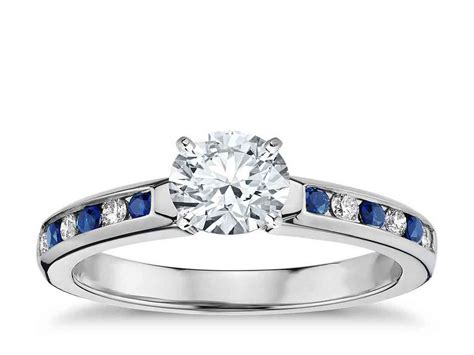 why choose and sapphire engagement rings