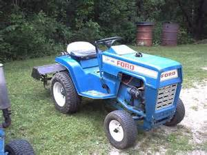 Ford Garden Tractor 17 Best Images About Ford Garden Tractors On