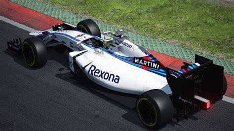 Ks Ferrari Sf15t Williams Martini Racing Livery
