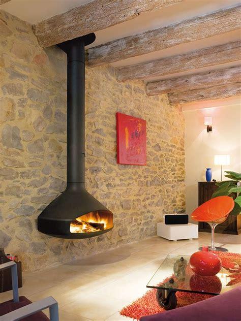 Focus Fireplace by Paxfocus Modern Wall Mounted Wood Fireplace European Home
