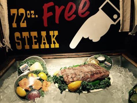 challenge amarillo is picture of big texan steak ranch