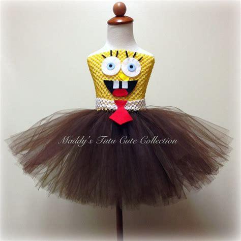 Dress Spongebob Squarepants spongebob squarepants inspired tutu dress sizes by