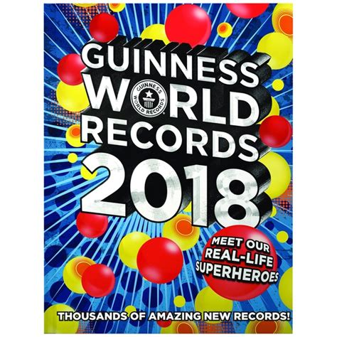 guinness book of world records pictures guinness world records 2018 edition guinness world