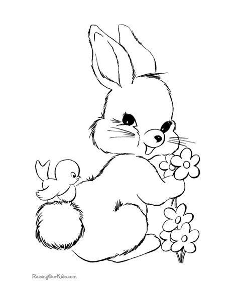 coloring pages of easter bunny easter coloring pages coloring pages to print