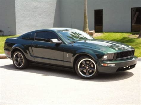 Bullitt Edition Mustang For Sale by Ford Mustang Bullitt Edition For Sale