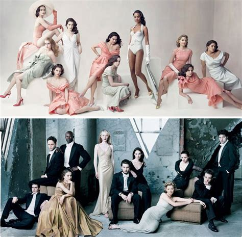 vanity fair by leibovitz