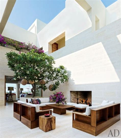 george clooney home george clooney and cindy crawford show off mexican villas in architectural digest daily mail