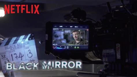 black mirror fourth season black mirror featurette season 4 netflix youtube