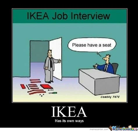 Ikea Furniture Meme - ikea by zatel meme center