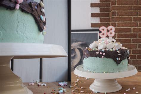 Marsmello Comby heidelbeer schokoladen torte