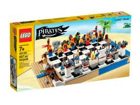 Lego Set Review Lego 40158 Chess Set