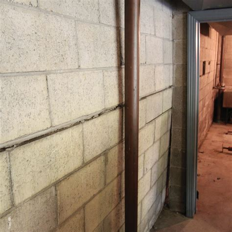 bowing basement walls a1 concrete leveling