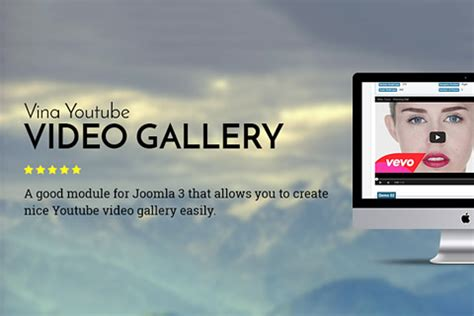 youtube gallery themes joomla vina youtube video gallery v2 1 0 the youtube video