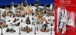 complete christmas village sets home and garden care