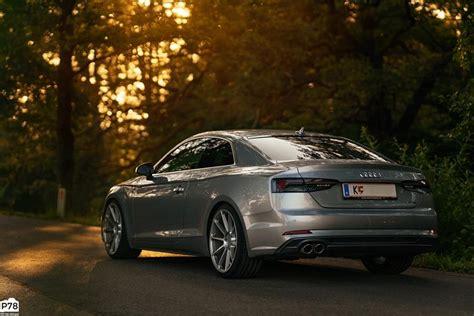 Top Audi A5 B9 auf 20 Zoll Yido Felgen & KW Federn tuningblog.eu Magazin