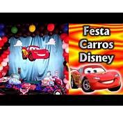 Party Decoration Theme Cars Disney  Lightning McQueen