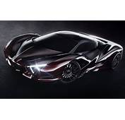 Jaguar X Design Study Shows We Need A Feline Badged Hypercar