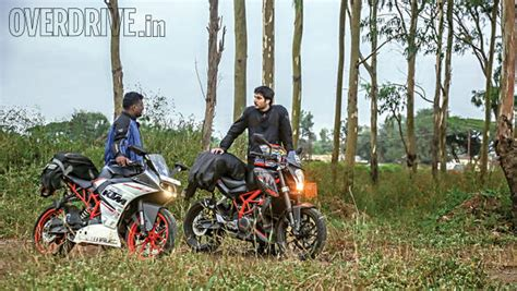 Ktm Duke 390 Price In Goa Ktm Rc 390 Vs Ktm 390 Duke In India Overdrive