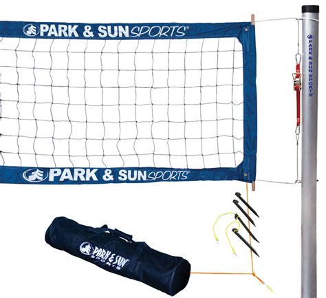 backyard volleyball net system park sun sports 174 volleyball net system tournament 4000