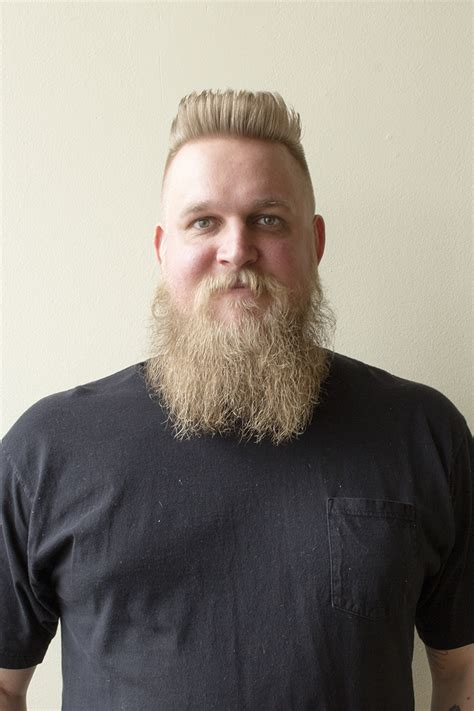 norse haircuts cut of the week viking flat top