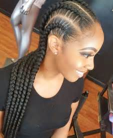 african american pretty plat styles these feed in braids are beautiful braids by twosisters