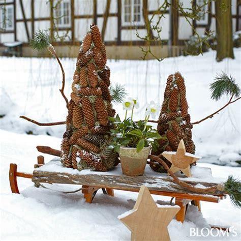 garten dekoration garten winter dekoration garten dekoration