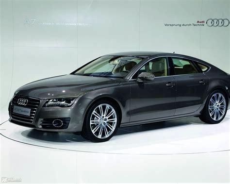 Audi A7 Bilder audi a7 bilder der sportback aus ingolstadt