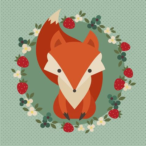 background design in illustrator tutorials how to create a retro fox illustration in adobe illustrator