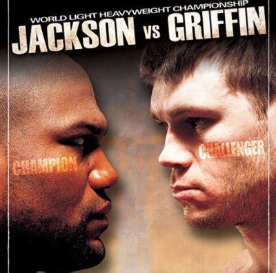 Rage Jackson Vs Forrest Griffin De Forrest Griffin De Forrest Griffin Skyrock
