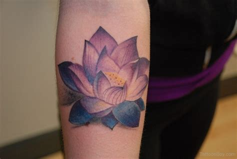 lotus tattoo in arm lotus tattoos tattoo designs tattoo pictures page 14