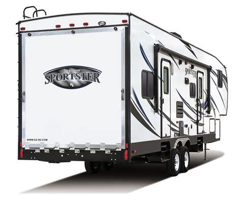 kz rv travel trailers fifth wheels toy haulers sportster 311th10 fifth wheel toy hauler k z rv