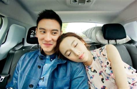 chinese actress zhang li sunny wang has called it quits with zhang li asianpopnews