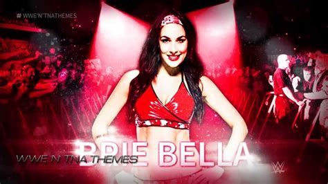 theme song you are beautiful brie bella 4th wwe theme song 2015 beautiful life