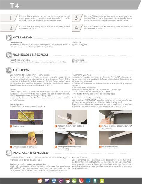 cornisas nmc moldura t4 nomastyl de busel