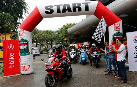 Telkomsel T Bike Asisten 17 brand motor jajal kecerdasan t bike telset
