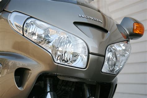2008 honda goldwing review review of the honda gold wing gl1800 motorcycle