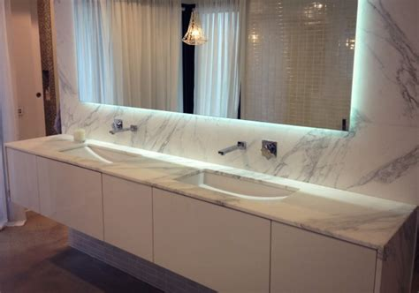Marble White Rolemodel by Ask Bec Calacatta Marble On Benchtops Judd