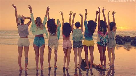 8 Best Summer For Your by Best Friends Forever Gif