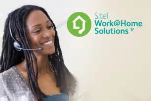 sitel work from home sitel work home solutions sitel
