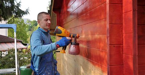 comment faire un crepi 5000 peindre au pistolet 224 peinture