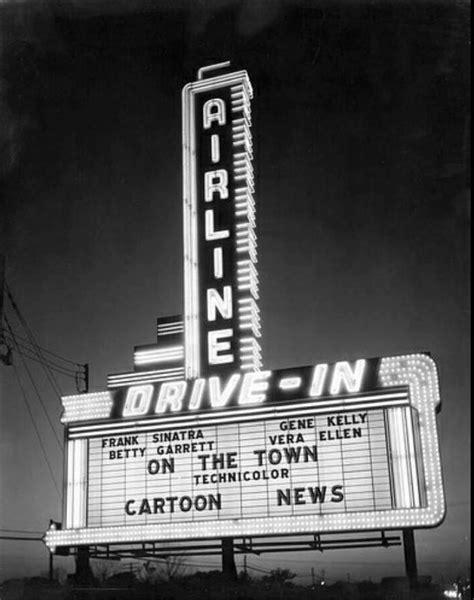 Remembering Baton remembering baton s drive in theaters 225