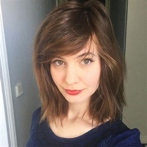 hairstyle lob for over 40 50 classy short bob haircuts and hairstyles with bangs
