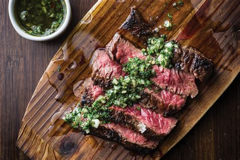 Beef Grill Marinade grilled beef skirt steak with marinade recipe