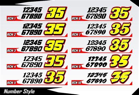 design race car numbers joy studio design gallery best
