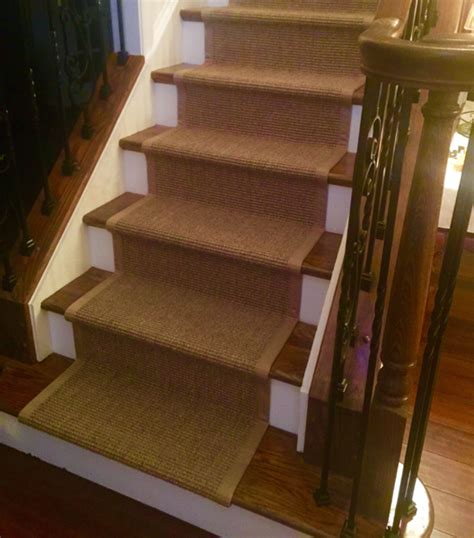 Rug For Steps by How To Measure For A Stair Runner